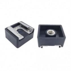 2 db-os Flash Hot Shoe szerelőadapter 1/4 hüvelykes menethez a D8V2 stúdióállványhoz