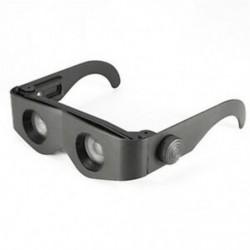 Hordozható szemüveg stílusú távcső nagyító távcsövek Q8 G8I2 horgászathoz