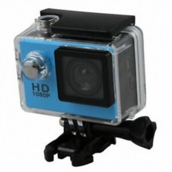 2,0 hüvelykes HD 720P sportos fényképezőgép Vízálló SJ4000 blu C4I1 autós DV videokamera