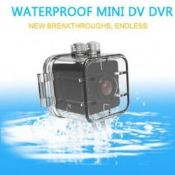 Vízálló mini kamera SQ12 HD Sport Action Camera Night Vision videokamera 1 U1V3