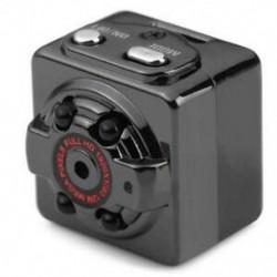 2X (SQ8 HD 1080P mini autósportos DVR kamera rejtett videokamera IR Night Vision K3S7