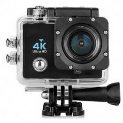 170 fokos 4K ultra HD sisak sportos WiFi akciókamera CAM vízálló autó T1I7