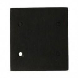 1X (Makita 4510 fekete habcserélő csiszoló hátsó pad csiszológép Mat K9K2)