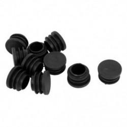 1X (10 darab fekete, 22 mm-es burkolatok)