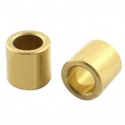 1X (2 db olajjal merített szinterelt bronz perselycsapágypersely 8x12x12m G6L1