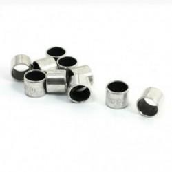 1X (10 db sima olajos csapágyperselyek kompozit persely 10 x 12 x 10 mm I6E1)