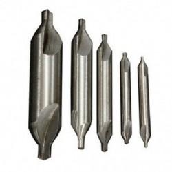 1X (5 x HSS fúrófejű fúrók kombinált középcentrikus süllyesztőszerszám 60 Y1R6