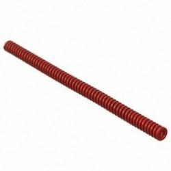 16 x 8,5 x 300 mm fém acél piros lapos tekercs Kompressziós rugó a baki R8H7-hez