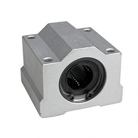 5X 16 mm SC16UU Linear Ball Bearing Slider Slide Bush For Replacement CNC M2Z9