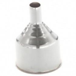 2X (SE HQ93 rozsdamentes acél tölcsér X3H1 lombikhoz)