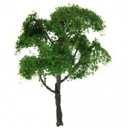 1X (1 x 4,72 hüvelykes tájkép-tájkép modell Elm Tree K7E9)