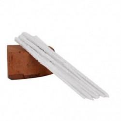 50 db / tétel pamut dohányos csőtisztítók dohányfüst tisztító eszköz Whi H9U9