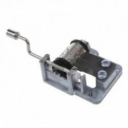 1X (Mini Music Box hajtókaros belső forgási mozgás (Swan Lake) P4S3)