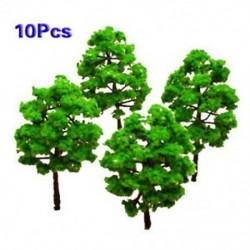 Modell fa vonatkészlet műanyag csomagtartók tájkép -10 PCS C8N9