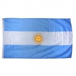Argentína zászló - Nagy 90x150cm méretű 5 X 3FT zászlók zászló dekoráció TG