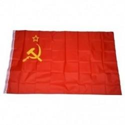 A Szovjetunió országos zászlaja - 5 láb X 3 láb Y7W0