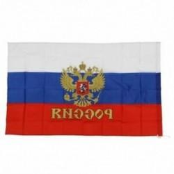 90 * 150 cm-es lógó orosz zászló Nemzeti Zászló Iroda / Tevékenység / felvonulás / I9T1 fesztivál