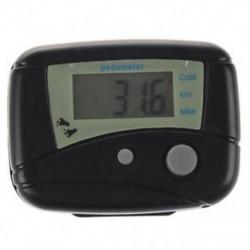 LCD futáslépéses elektronikus digitális lépésszámláló, séta kalóriaszámláló távolság X1H7