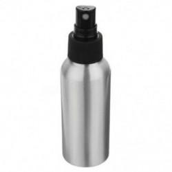 2X (2PCS 100 ml alumínium köd spray permetezhető üres üveg parfüm porlasztó T8P6