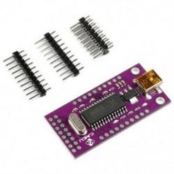 1 db CH341A USB buszátviteli modul programozó RS232 / RS485 / RS422 M8I2 T2X0