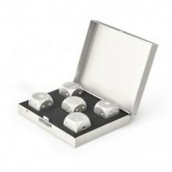 ezüst - Jeges alumíniumötvözet megsemmisül a nehéz, szilárd játékszerű rézszerszám játék Kemping P S6F2-ban