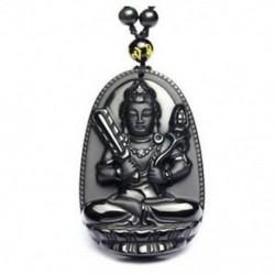 2X (autó dekorációs medál, élet feng shui faragás Buddha talizmán amulett pe S8N2
