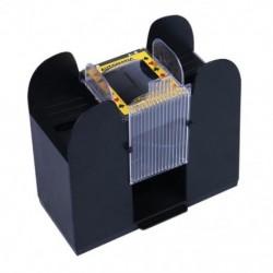 3X (Pókerkártya automatikus kártyakeverő, elektromos társasjátékkártya-megkeverő SiT2C8