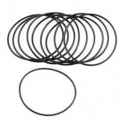 10 x 74 mm vastagságú 70 mm belső dia-nitril gumi O-gyűrű tömítés tömítések BT