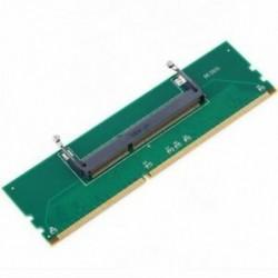 1X (DDR3 laptop SO-DIMM és asztali DIMM memória RAM csatlakozó adapter DDR3 Ne H8O8