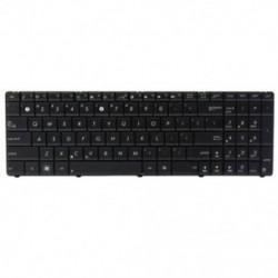 1X (fekete laptop billentyűzet csere az Asus X55A X55C X55U X55VD X55 X55X X4W4 típushoz)