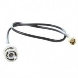 1X (12,8 hüvelykes RF pigtail-kábel, SMA dugasz és BNC dugasz csatlakozó M5O5 csatlakozó)
