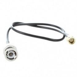 12.8 &quot -es RF Pigtail kábel SMA dugasz és BNC dugaszoló adapter csatlakozója P8A1