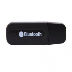 3,5 mm-es sztereo zenei hangszóró-vevő adapter Dongle USB Bluetooth vezeték V2P7