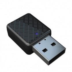 Bluetooth 5.0 audio vevő adó Mini 3.5Mm Aux Stereo Bluetooth Tr U6J9