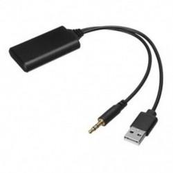Autós vezeték nélküli Bluetooth-modulú zenei adapter kiegészítő vevőegység Aux Audio Us N9E3
