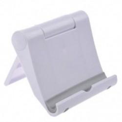 1X (Univerzális összecsukható támaszték Tablet Tab Iphone 4 4s 5 Sumsung White V5I9-hez)