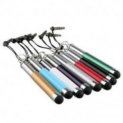 8Mini fém érintőképernyős toll, táblaszámítógéphez iPad iPhone Smartphone iPod BT