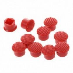 10 db lágy kupola TrackPoint piros sapkás egér az IBM Lenovo Thinkpad A20 A21 A2 C7Q4