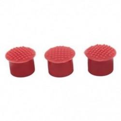 2X (3x ThinkPad laptop TrackPoint vörös sapka gyűjtemény az IBM / Lenovo ThinkPad S6A4 számára)