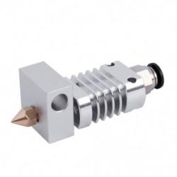 Minden fém Hotend készlet Creality CR-10 nyomtatókhoz .4 mm CR10, CR10S, Ender 2, T9S7