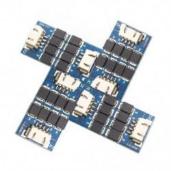 4 db-es szűrő a TL-Smooth új készlet-kiegészítő modul a 3D pinter motoros meghajtókhoz, az E1K2-hez