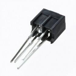 1X (RPR-220 fényvisszaverő fotoelektromos érzékelő Photosensor beépített Visib C3Q8