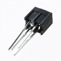 1X (RPR-220 fényvisszaverő fotoelektromos érzékelő Photosensor beépített Visib Q8S3