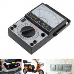 MF47 multiméter készlet mutató multiméter alkatrészek és elektronikus gyakorlat DIY M1T1
