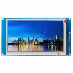7,0 hüvelykes TFT LCD modul CPLD SDRAM 800x480 arduino DUE MEGA2560 MS070SD N1 S5D0