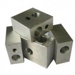 3D nyomtató, alumínium hőálló blokk M6 Specialized fr MK7 MK8 Makerbot Extruder A6R3