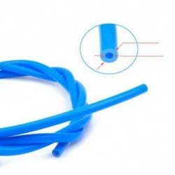 2X (kék PTFE csővel rendelkező 3D nyomtató alkatrészek, a RepRap Rostock J fejű, Hotend Bowden Q7S5)