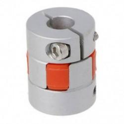 2X (5mmx8mmx25mm CNC léptetőmotor rugalmas rudazat-állkapocs tengelykapcsoló O2Z4