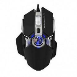 G800 usb vezetékes játék egér ergonómikus mechanikus egerek 9 gomb Macro Progr A8U5