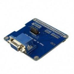 3X (Raspberry Pi VGA adapterkártya GPIO-VGA modul pajzs málna PQ1H2-hez)
